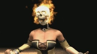 getlinkyoutube.com-Mortal Kombat 9 Fatalities Tanya