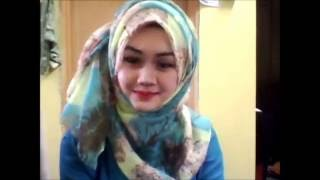 getlinkyoutube.com-Tutorial wide shawl ala arab