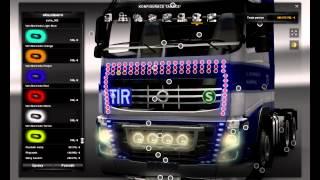 getlinkyoutube.com-Euro Truck Simulator 2 Volvo FH Tuning mod