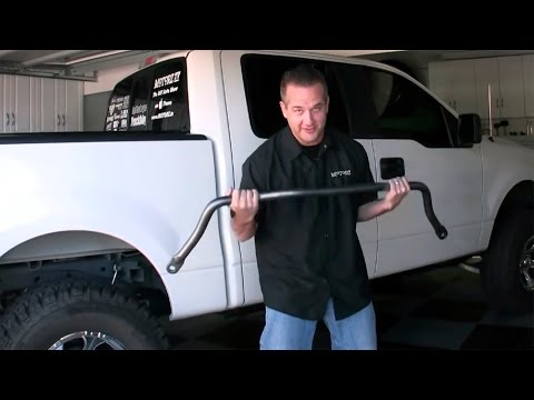 How to Install Hellwig Sway Bars Ford F-150 Motorz 10