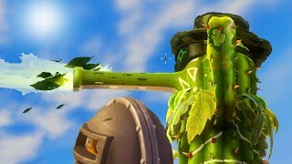 getlinkyoutube.com-Plants vs. Zombies: Garden Warfare - Camo Cactus ULTRA KILL!