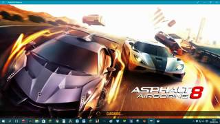 [Tutorial]Comprar carros que cuestan fichas Azules Asphalt 8 Windows 10 [Agosto 2016]