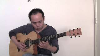 getlinkyoutube.com-Chuyen Tau Hoang Hon Guitar (cover)