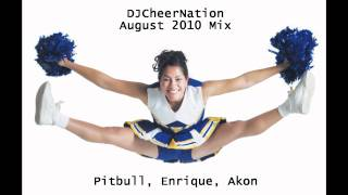 2010 Cheer Mix - Pitbull, Enrique, Akon [Free Download Link]