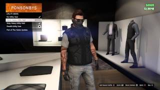 getlinkyoutube.com-GTA V Outfit glitch and Cool Sniper Spot!