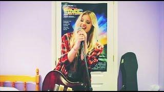 Heartbeat Song - Kelly Clarkson Pop Punk Cover By Chloe Adams