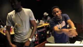 Meek Mill ft. Kendrick Lamar - A1 Everything (Studio Performance)