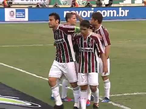 Gol de Bicicleta Fred  Fluminense 4 x 1 Botafogo - Final Campeonato Carioca 2012