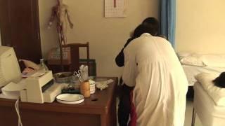 Dr-Liu Gui Zhen-TCM Doctor-Treating A little girl in China Hospital.m4v