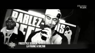 La Fouine - Session Freestyle Parlez Vous Cefran (ft. Sultan)
