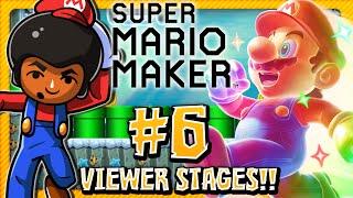 getlinkyoutube.com-Super Mario Maker: Part 6 - VIEWER STAGES!