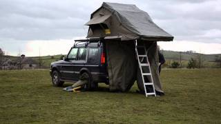 getlinkyoutube.com-APB Trading Ltd - Eezi-Awn 1.4 T-Top Roof Tent