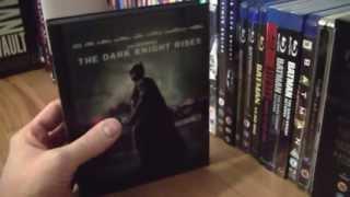 getlinkyoutube.com-Batman DVD/Blu-ray/Book Collection Setup