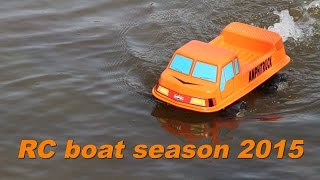 getlinkyoutube.com-RC boat season 2015 has started! - SMC Ibbenbüren