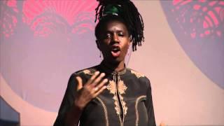 We are what we think: Valerie Mason-John at TEDxRenfrewCollingwood