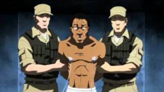 The Boondocks - Arab and The Iron Boot