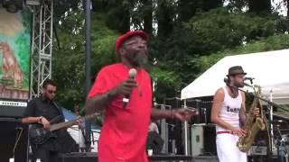 getlinkyoutube.com-Clinton Fearon - Reggae on the River (2011)