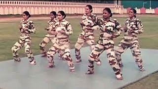 getlinkyoutube.com-Women in ITBP: Epitomising courage and commitment