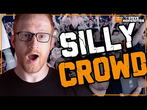 Comedian Messes With Crowd