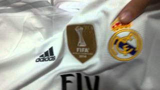 getlinkyoutube.com-UNOBOXING # ALIEXPRESS # CAMISA REAL MADRID 15/16