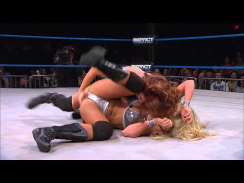 Knockouts Match: Taryn Terrell vs. Madison Rayne (Nov 12, 2014)