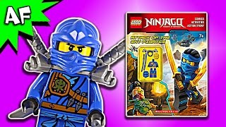 getlinkyoutube.com-Lego Ninjago Attack of the SKY PIRATES! Activity Book Full Review