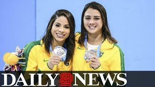 Brazilian Synchronized Divers Split After Roomate's Sex Session With Male Canoeist