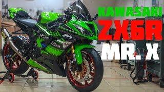 Project Bike: Kawasaki ZX-6 R Mr.X