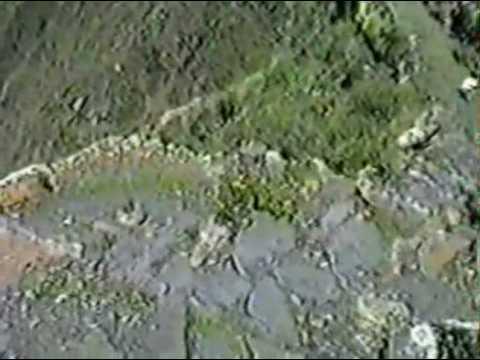 Andenería y ruinas arqueológicas de Carania
