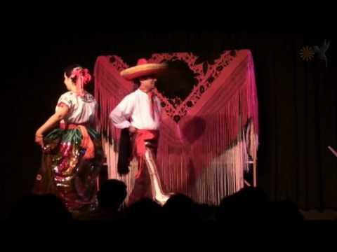Jarabe - Danza de Puebla Mexico