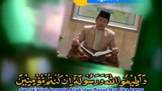 getlinkyoutube.com-Amazing Asy-Syaikh KH MUAMMAR ZA - SURAT AL ANFAL.mp4 Part 1