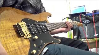 getlinkyoutube.com-fripSide Message  guitar cover