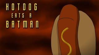 getlinkyoutube.com-Hotdog Eats a Batman // El-Cid