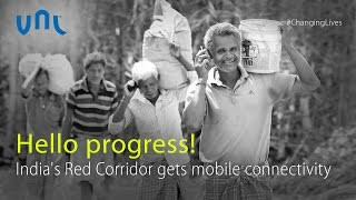 getlinkyoutube.com-Hello progress! India's Red Corridor gets mobile connectivity