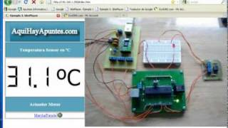 getlinkyoutube.com-Comandar un PIC a través de Internet