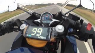 getlinkyoutube.com-Velocidade no painel vs velocidade real