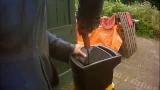 getlinkyoutube.com-A plastic shredder for cheap