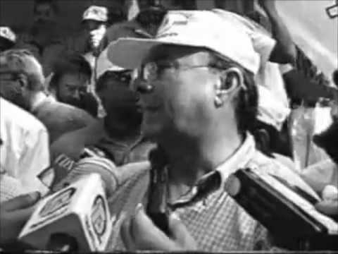 Que Presidente Quieres TU? - Memoria Contra Olvido // Hipolitadas Vs. Danilo Medina //