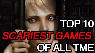 getlinkyoutube.com-Top 10 Scariest Games of All Time | Leo Countdown