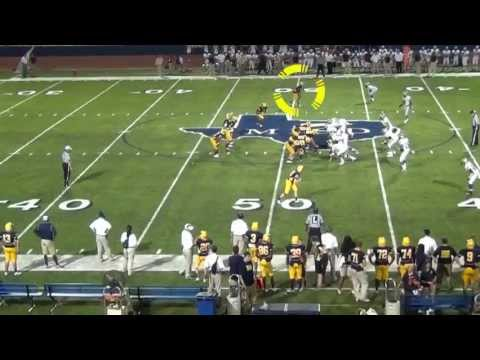 T.V. Williams 2012 Highlights - 2014 WR