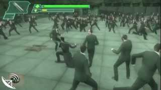 The Matrix: Path of Neo - Burly Brawl