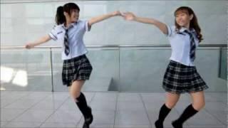 getlinkyoutube.com-【こずえとマリス】Sweetiex2を踊ってみた