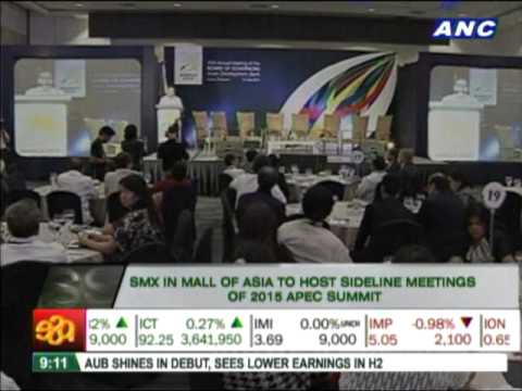 SMX eyes to host 2015 APEC Summit