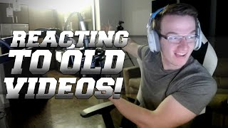 getlinkyoutube.com-REACTING TO OLD VIDEOS/THE STORY OF MINI LADD!