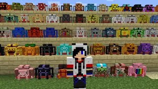 getlinkyoutube.com-ADVENTURE BACKPACK MOD (MOCHILAS) - Minecraft Mods (1.7.10)
