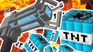 getlinkyoutube.com-EPIC TNT WARS WITH GRAVITY GUNS MOD - MODDED Minigame