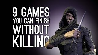 getlinkyoutube.com-9 Murdery Games You Can Finish Without Killing Anyone