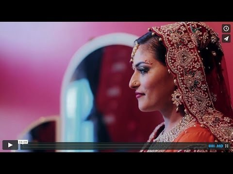 Toronto Sikh Wedding Video | Jagdeep + Amrit | Ontario Khalsa Dabar