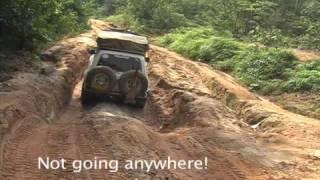 getlinkyoutube.com-Cameroon Juju and the Worst Road in Africa