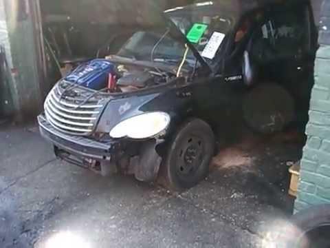 Chrysler PT Cruiser Крайслер ПТ Крузер